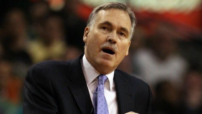 Mike D'Antoni's Gotta Step Up His Game