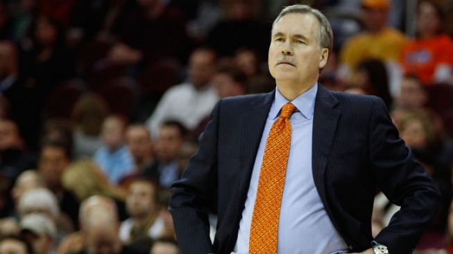 There's Nothing Mike D'Antoni Won't Try