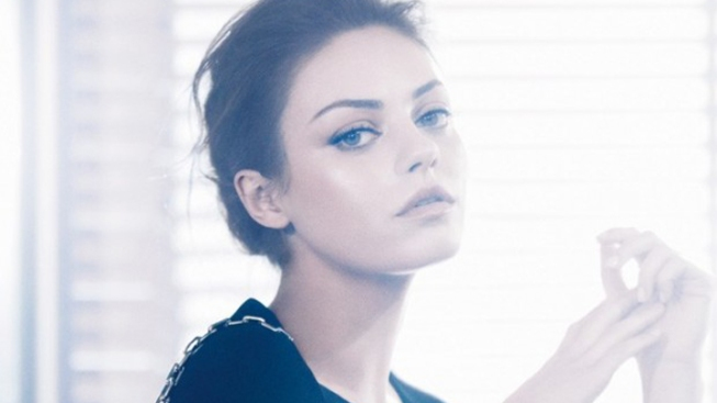 One Shot: Mila Kunis Stars in New Dior Campaign