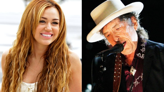 Miley Cyrus to Cover Bob Dylan on New Album