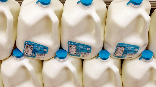 Music Mogul Russell Simmons Mad Over NY Milk
