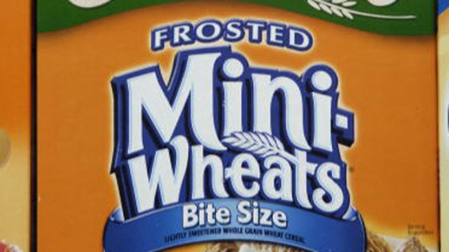 Kellogg's Recalls Frosted Mini-Wheats