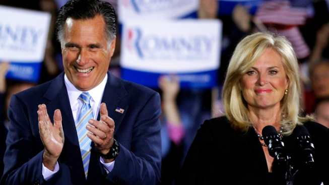 Romney Coasts in NY; Tougher Task in November