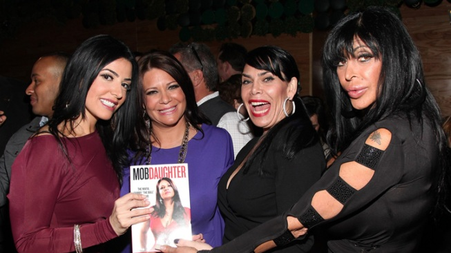 "Son of ""Mob Wives"" Star Arrested in Brooklyn"