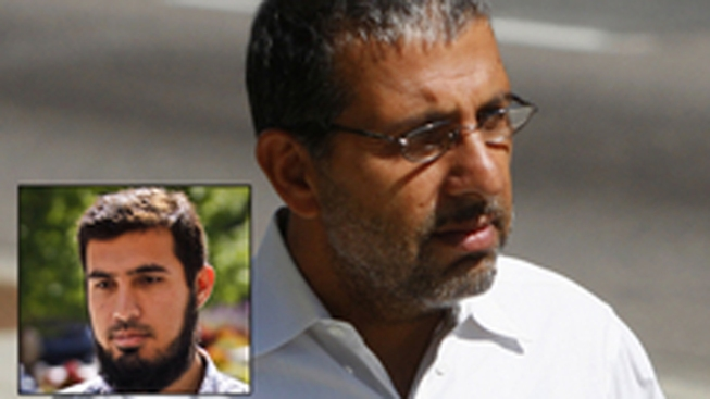 Prosecutors: Father Lied in NYC Terror Plot