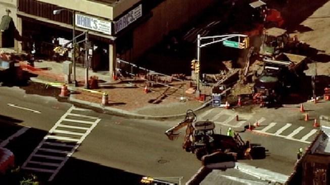 Montclair, NJ Gas Leak Forces Evacuations