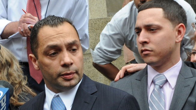 Ex-NYPD Officer Gets 2 Months in Jail for Misconduct After Rape Acquittal