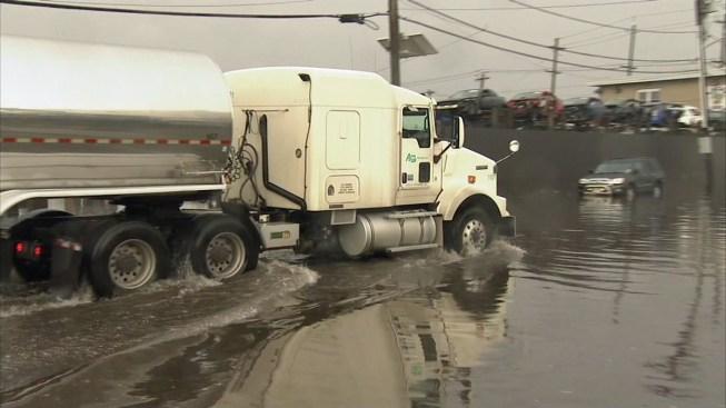 Officials Confirm Tornado Hit NJ