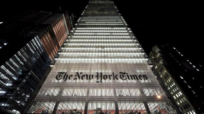New York Times Raises Price By 50 Cents to $3