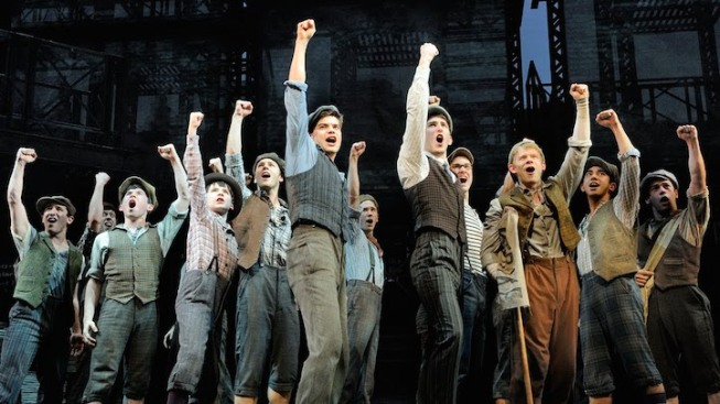 "Disney's ""Newsies"" to Seize Its Last Day on Broadway"