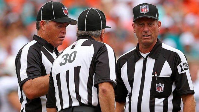 Packers Seething as NFL Replacement Refs Take Heat