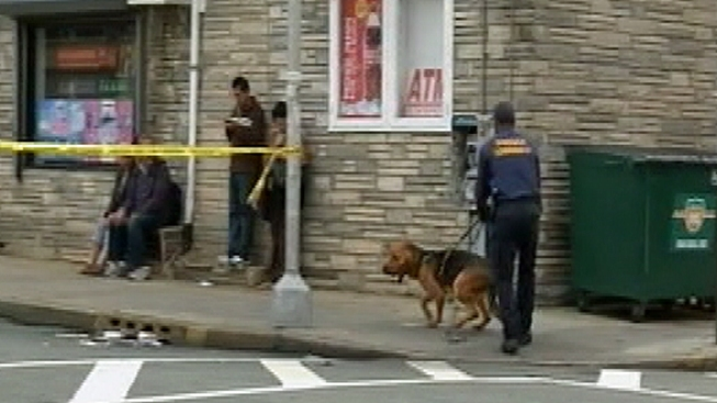 Retired Cop Shot During ATM Robbery in Newark