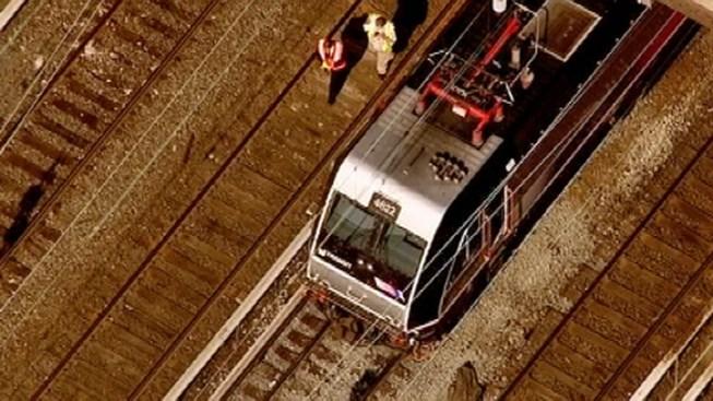 Delays Persist on NJ Transit After Morning Derailment