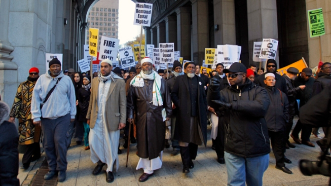 NYPD: We've Disbanded the Unit That Spied on Muslims
