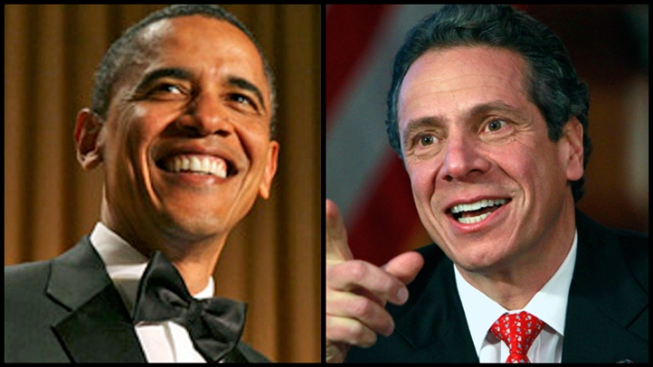 Cuomo: I Won't Push Obama on Gay Marriage