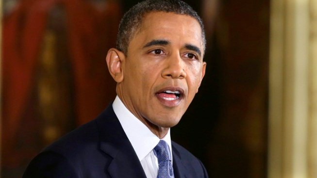 "Obama: ""No Evidence"" Petraeus Scandal Hurt National Security"