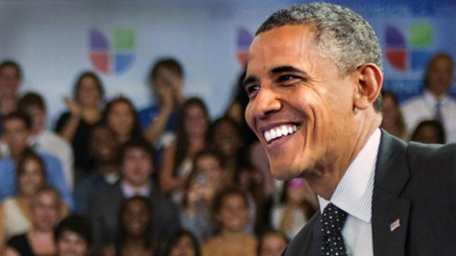 "Obama ""Confident"" Minaj, Carey Can Overcome ""Idol"" Feud"