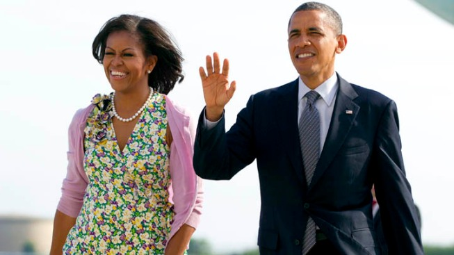 "Obamas to Make First Joint Appearance on ""The View"""