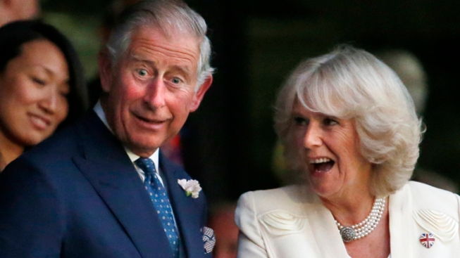 "Prince Charles ""Thrilled"" About Kate's Pregnancy, Jokes About Radio Prank Call"
