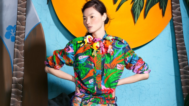 One Shot: Suno's Tropical Resort 2012 Collection
