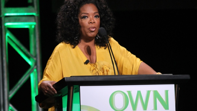 Oprah Winfrey: Dedicated To OWN Despite Rocky First Year
