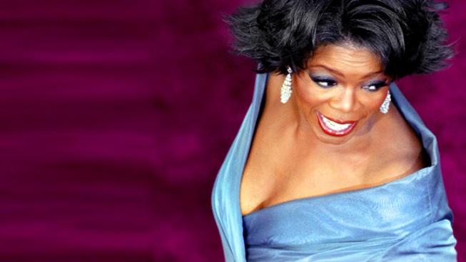 Oprah Returns to Front and Center