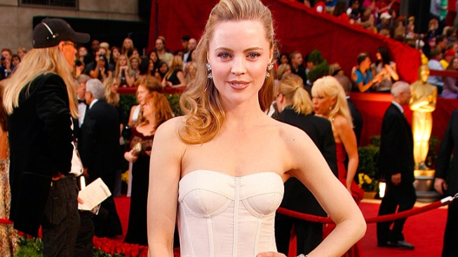 """Melissa George: Happy and """"Hunted"""" For Cinemax"""
