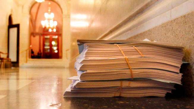 NY Legislature Eyes Paperless Governing