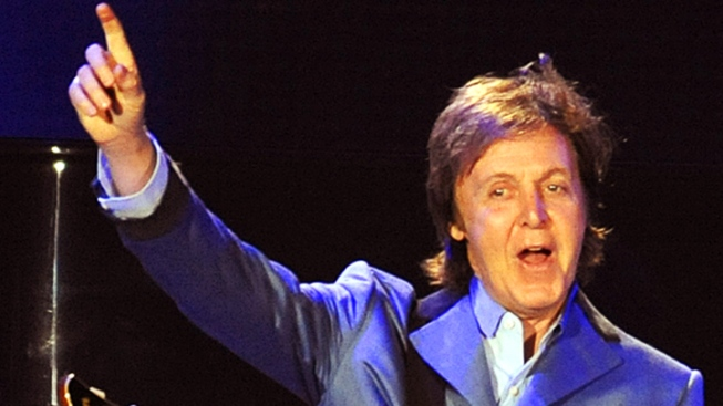 Paul McCartney to Receive France's Legion of Honor Award