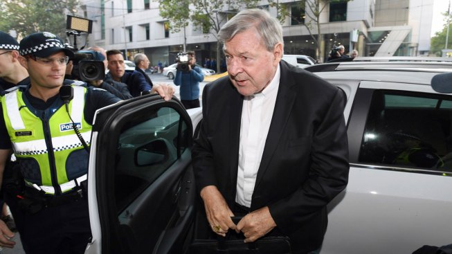 Cardinal George Pell Pleads Not Guilty in Abuse Case