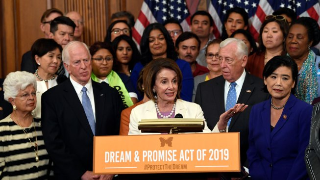 House OKs Dems' Immigration Bill, Despite Veto Threat