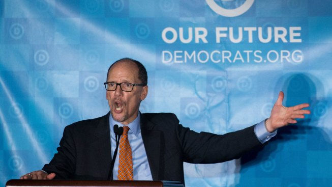 Longtime Officials Ousted in Shakeup at Democratic National Committee