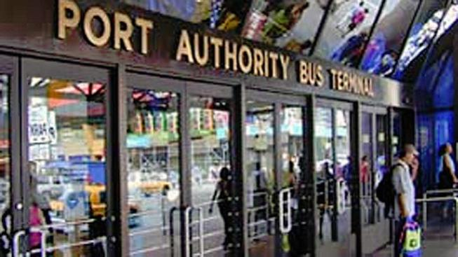 Man Stabbed in Face at Port Authority Bus Terminal: NYPD