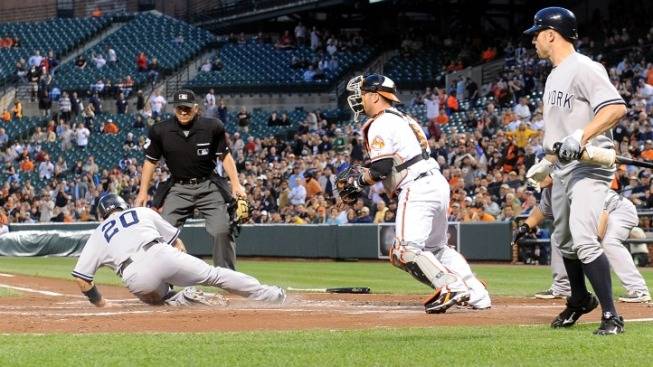 Once Again, the Orioles Are Good For What Ails Yankees