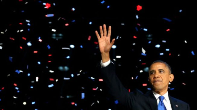 Obama Named Time Magazine Person of the Year