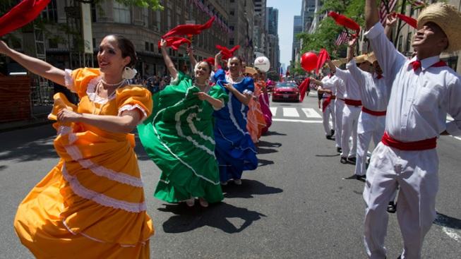 Street Closings in Manhattan for Sunday's Puerto Rican Day Parade