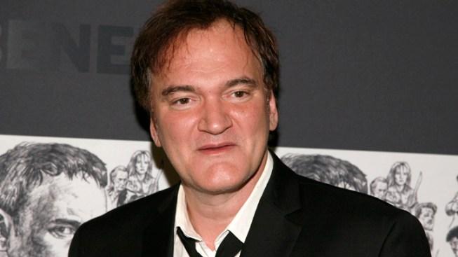 Quentin Tarantino Sues Website Over Leaked Script