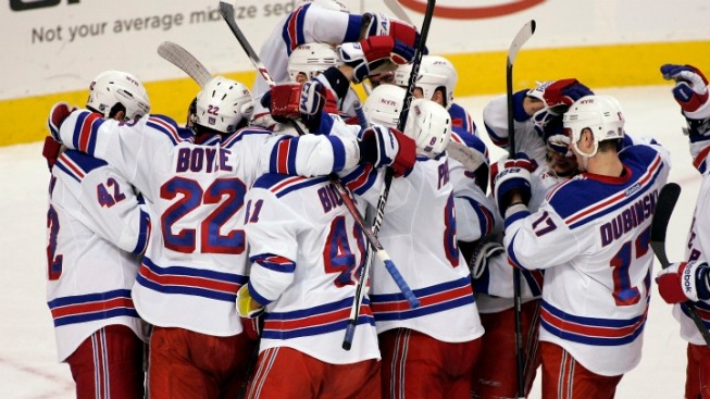 The Eastern Conference Belongs to the Rangers