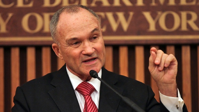 NYPD Commissioner Ray Kelly Won't Rule Out Mayoral Run