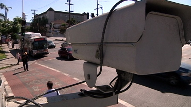 Red Light Cameras Generate Millions in Fines