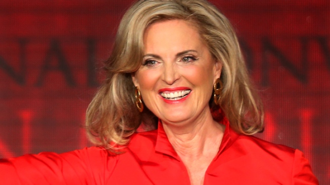 "Ann Romney Co-Hosts ""Good Morning America"""