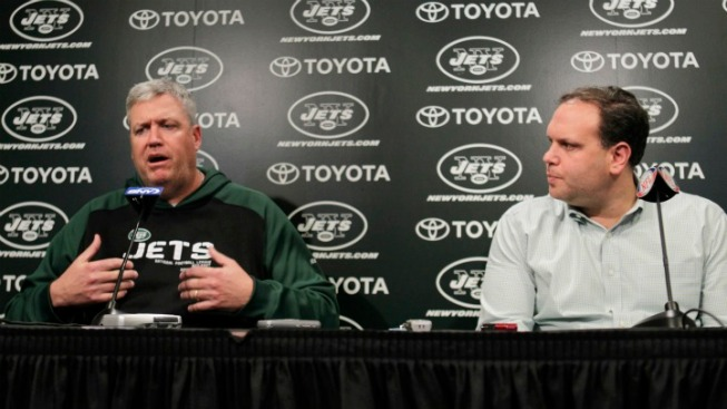 Chemistry Isn't the Jets' Biggest Problem