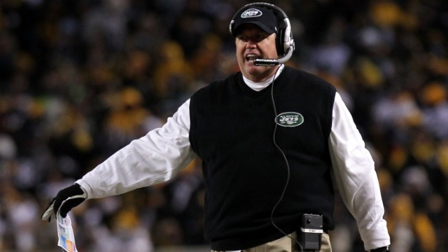 You Can't Lock Out Rex Ryan's Mouth