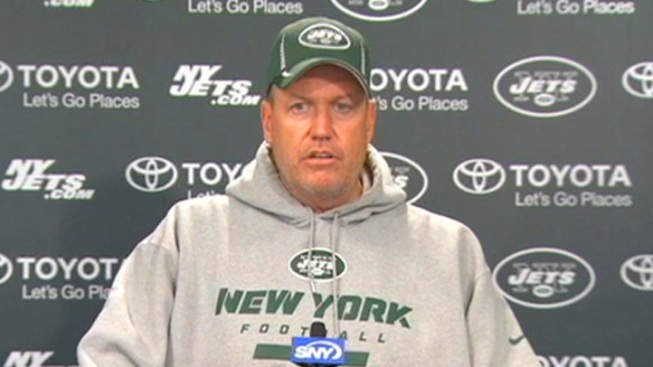 "Ryan Wants to be Jets Coach for ""Next 15 Years"""