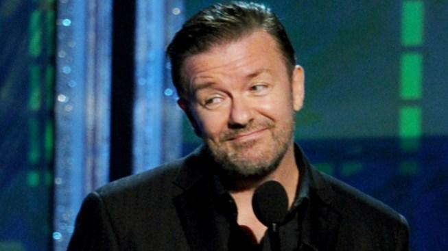 Ricky Gervais' New Binge