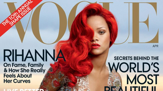 Rihanna Covers Vogue; Discusses How Style Evolved