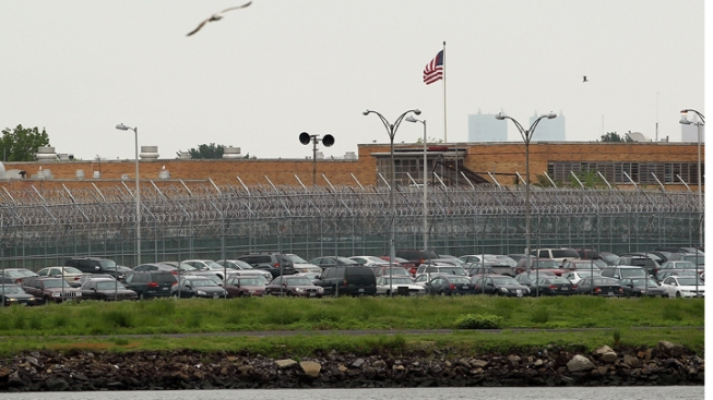 200 Beds Destroyed in Rikers Fire