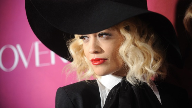 """Rita Ora Cast as Christian Grey's Sister in """"Fifty Shades of Grey"""""""