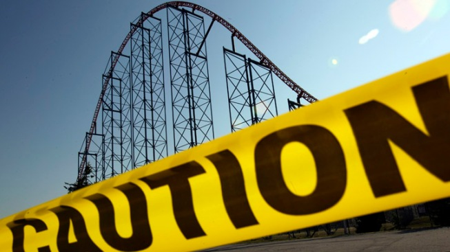 State Cites Theme Park in Vet's Coaster Death
