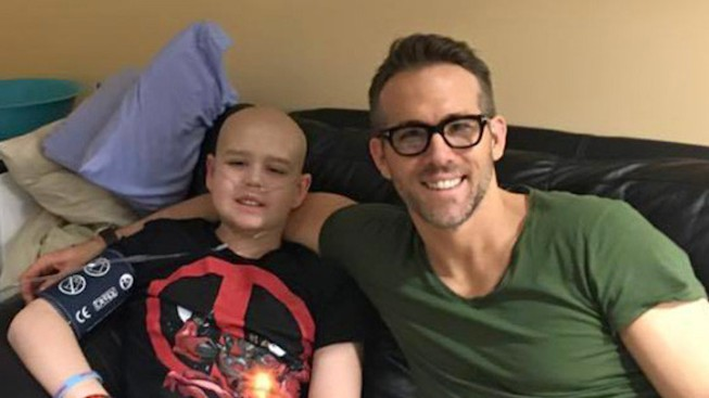Ryan Reynolds Writes a Moving Tribute After 13-Year-Old 'Deadpool' Fan Dies of Cancer